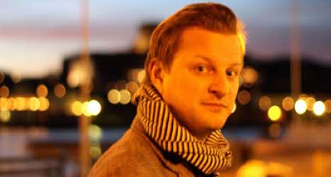 Mattias Hjortsberg studerade Music & Event Management