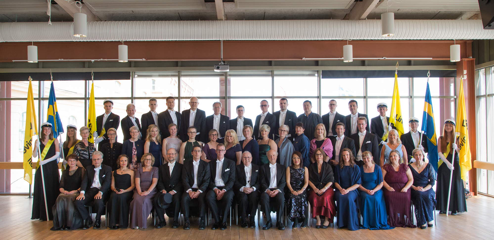 New professors, doctors and honorary doctors