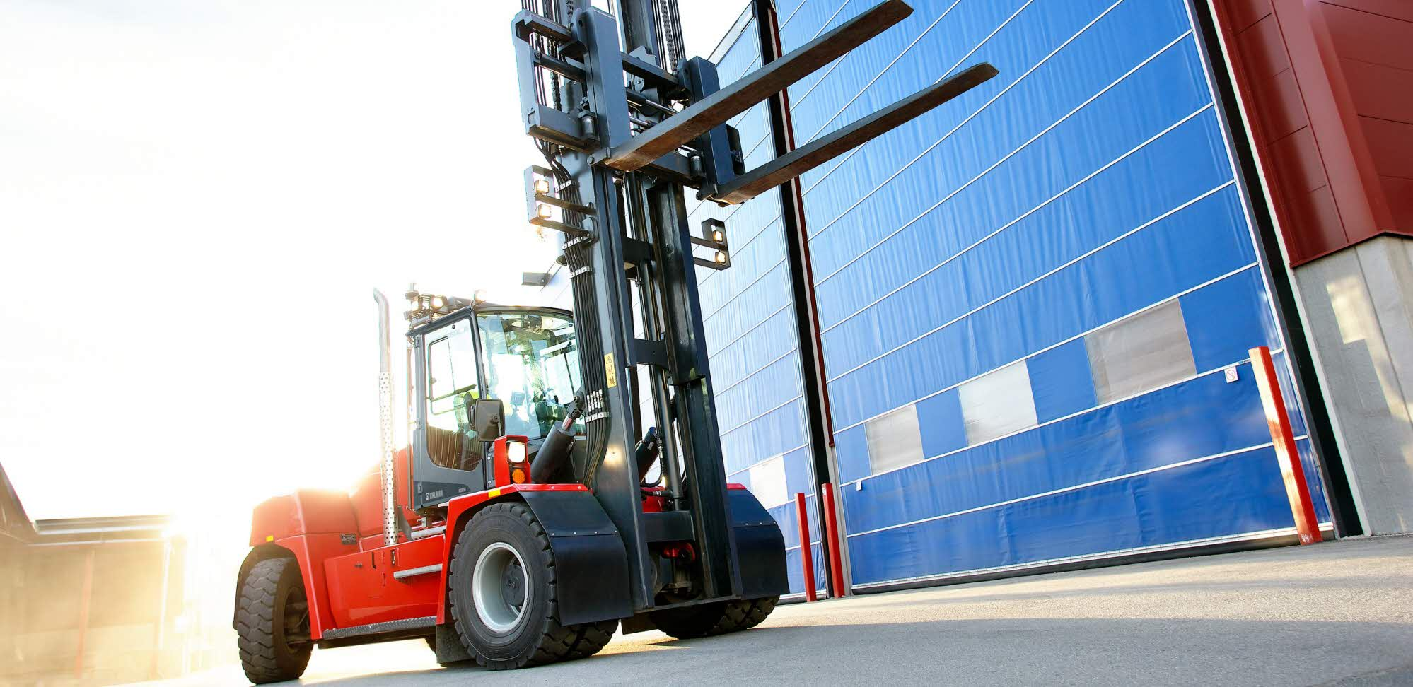 Forklift from Cargotec