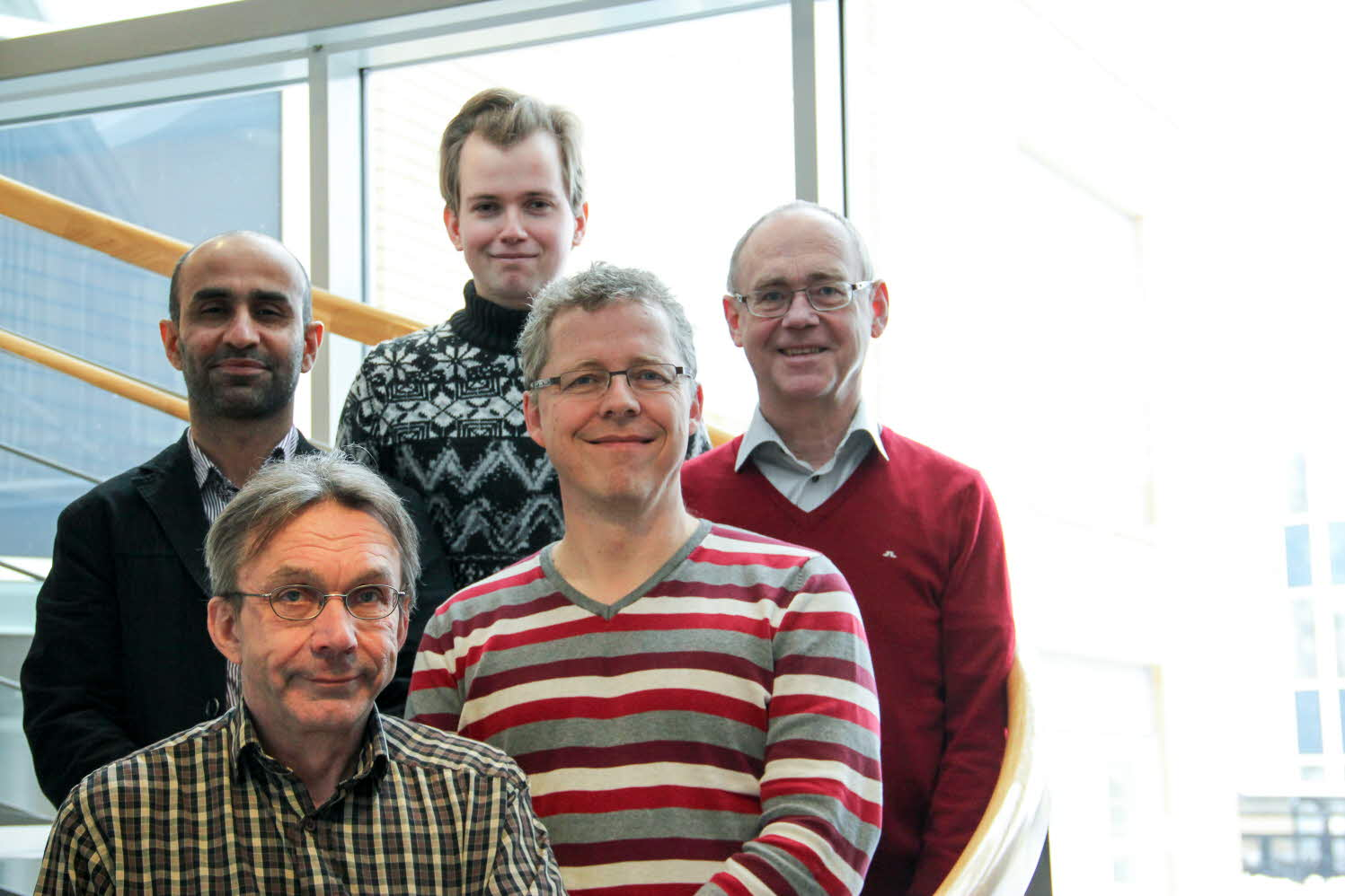 The Waves, Signals and Systems research group