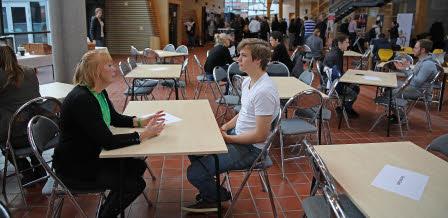 Speed Dating studenter