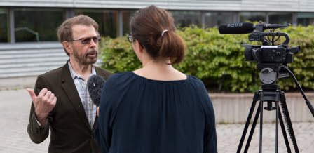Interview with Björn Ulvaeus