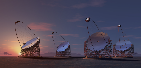 image of telescopes