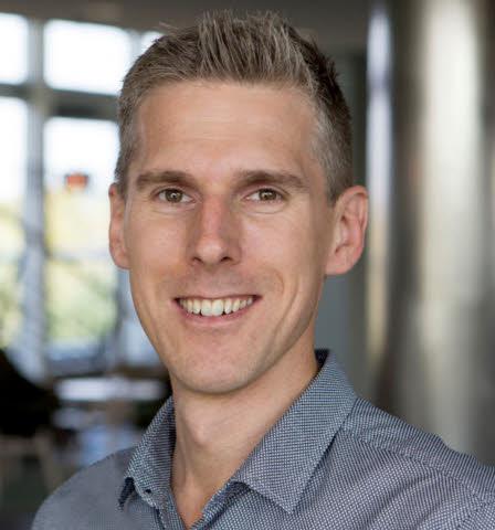 Johan Thor, Head of data science at Södra