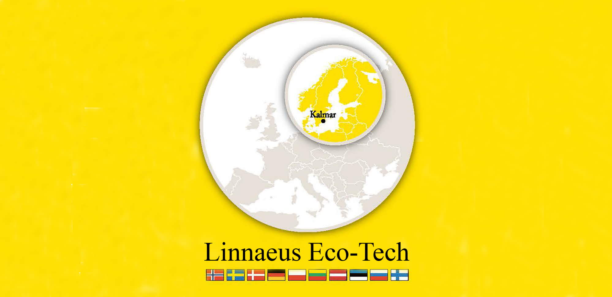 Linnaeus Eco-Tech 2018 logo