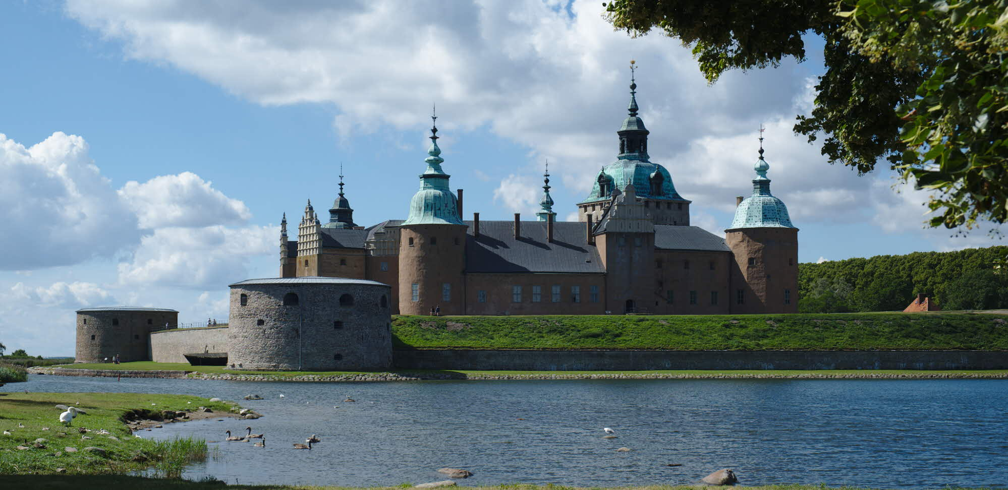 Kalmar Castle. Photo: Urban Anjar