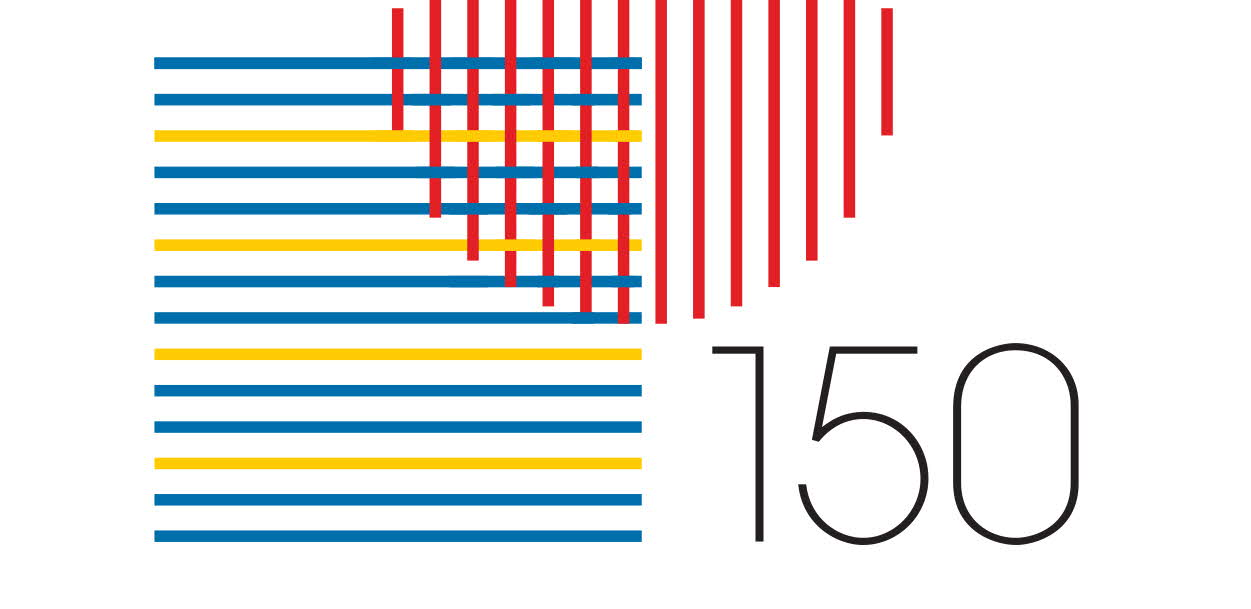 logo Sweden Japan 150 years