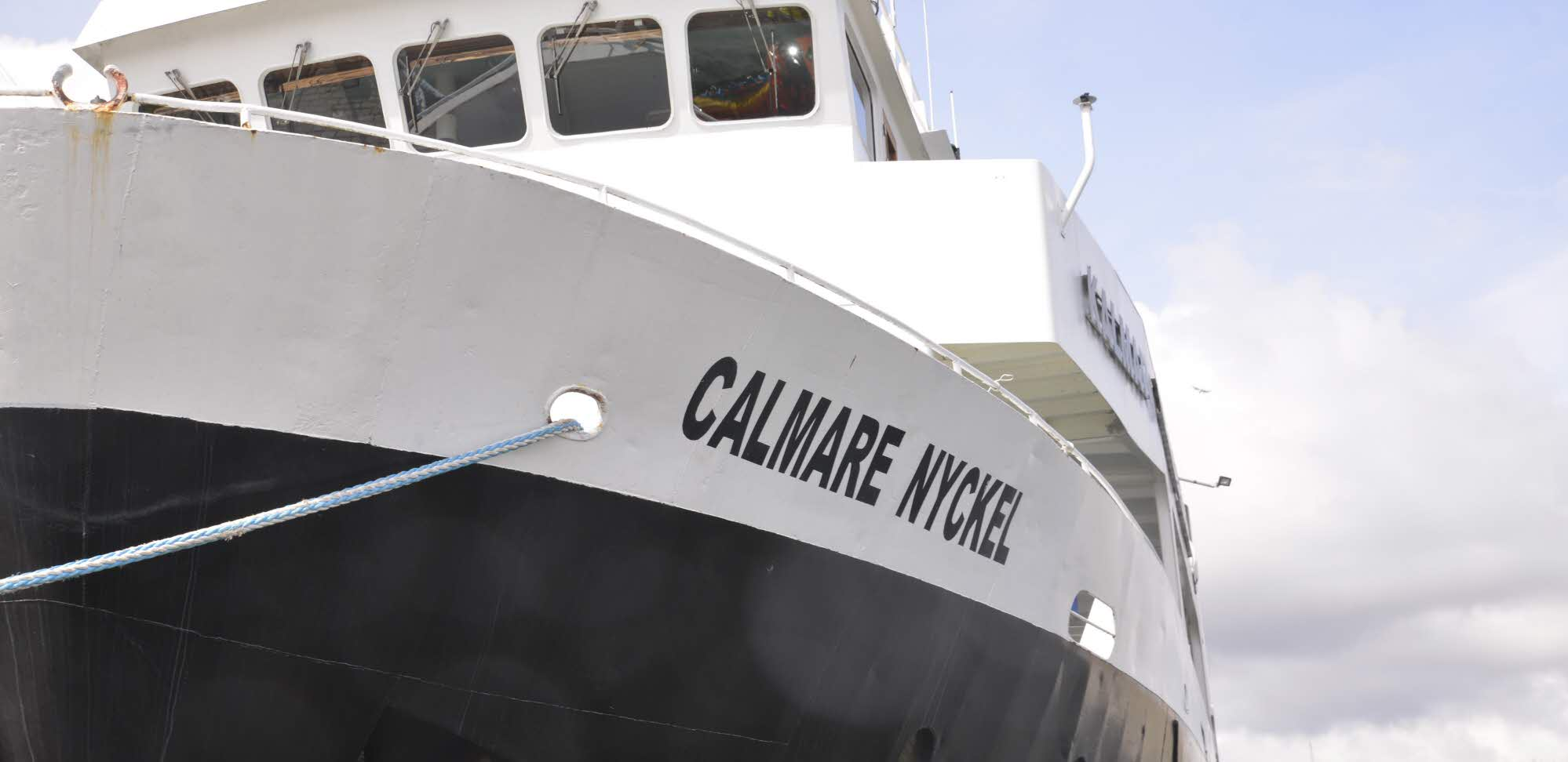 The Calmare Nyckel ship